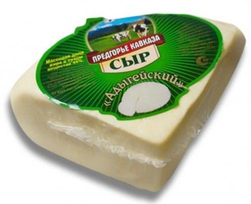 этикетки и стикеры на упаковку сыра