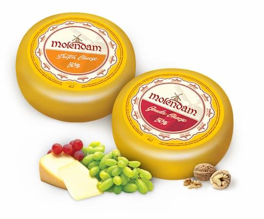 этикетки и наклейки для сыра