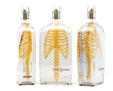 Spine voodka